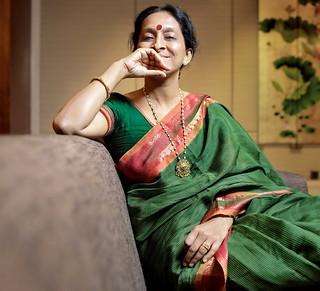 南印度卡纳提克音乐大师佳耶师利