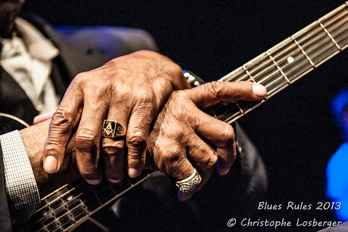 Robert Belfour @ Blues Rules Tour