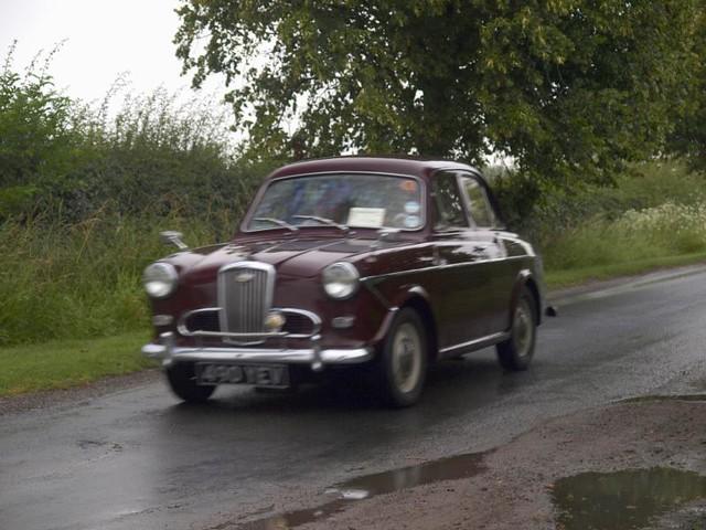 Wolseley One PointFive Saloon Car - 1961