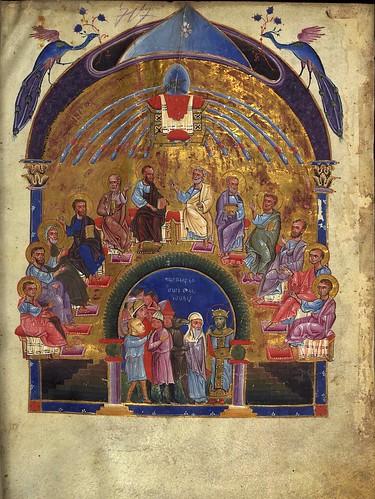 008- Descenso del Espiritu Santo-W.539.379R-Walters Art Museum