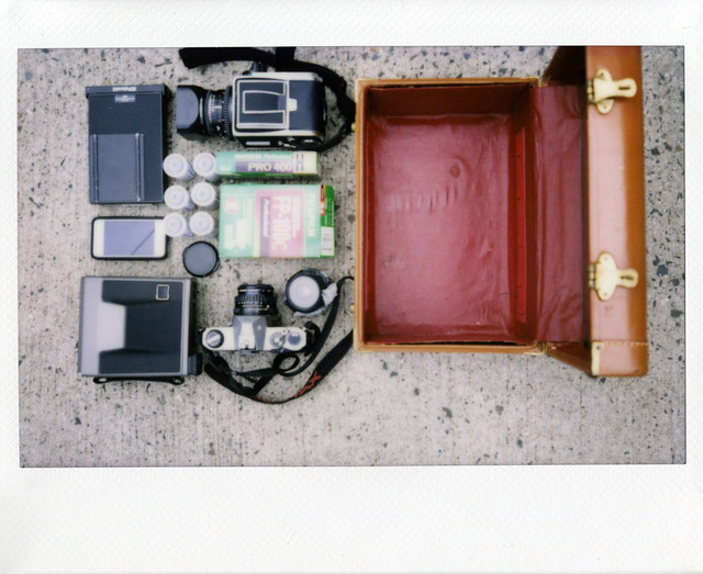 Film Travel Bag