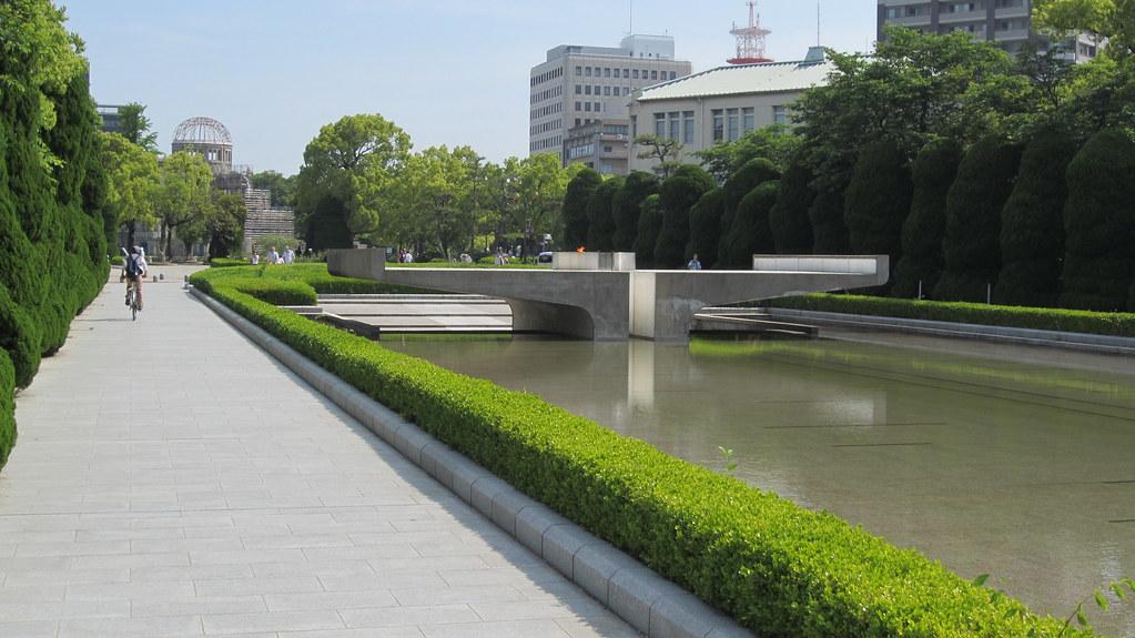 Hiroshima Peace Memorial Park & Museum