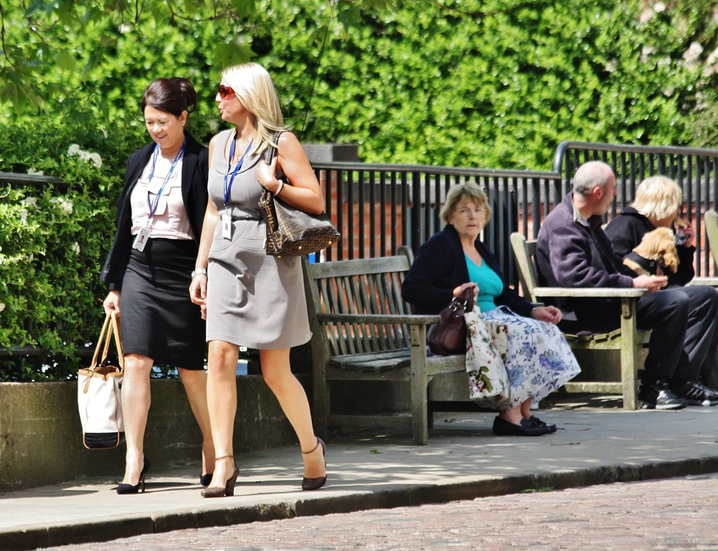 Lincoln Cathedral Candid - June 2013 - Dressed to Impress