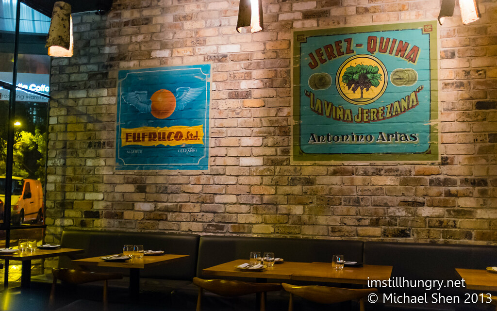 Movida Sydney Interior