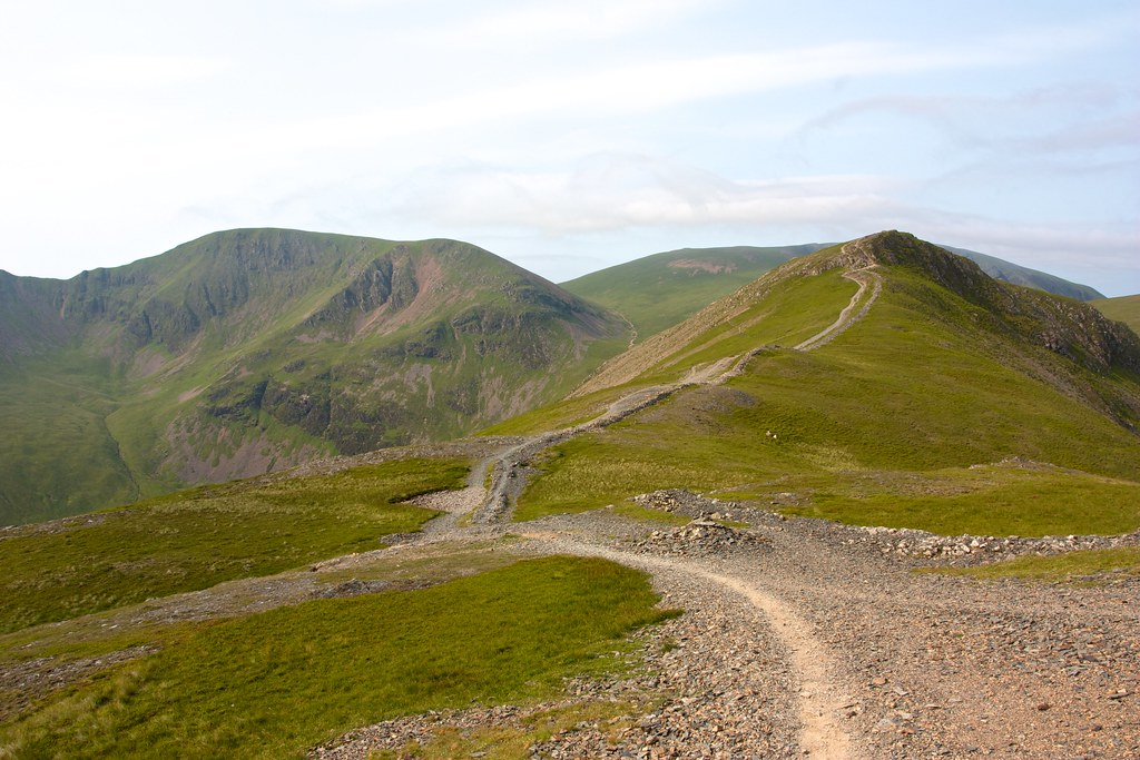 Crag Hill and Hobcarton Head