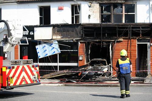 Arson Attack, Dream Lounge Swindon, 13th July 2013 (5)
