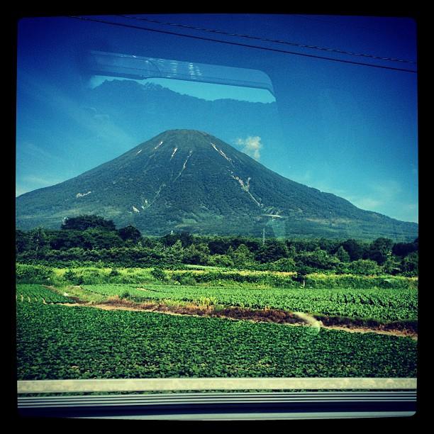 Photo:羊蹄山 By:tsukacyi