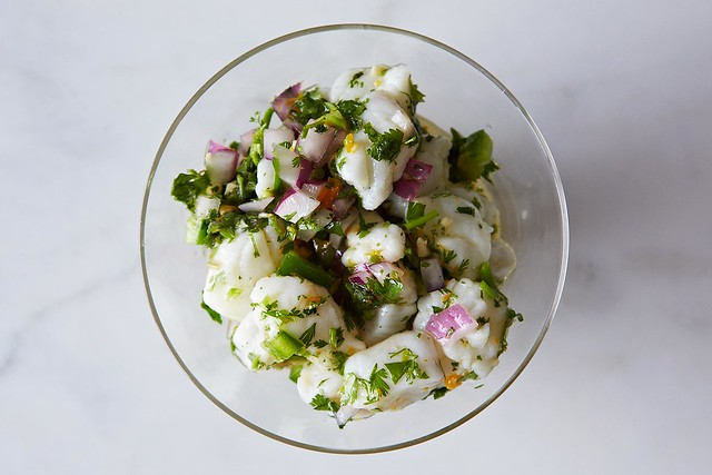 Peruvian Ceviche from Food52