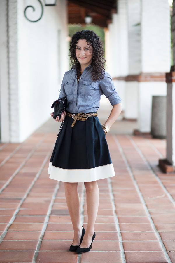 The Lure of the Longer Length Skirt