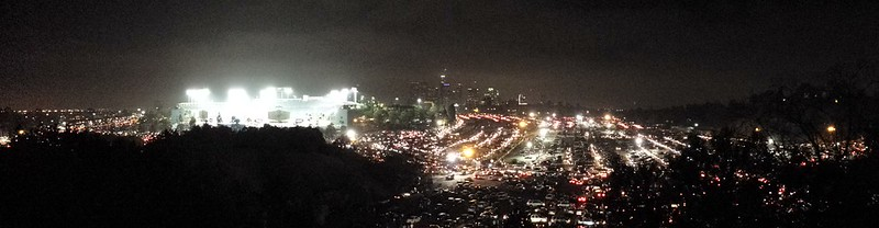 Chavez Ravine Panoramic