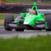 James Hinchcliffe on course at the Mid-Ohio Sports Car Course