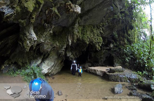 Caverna Água Suja - PETAR 14
