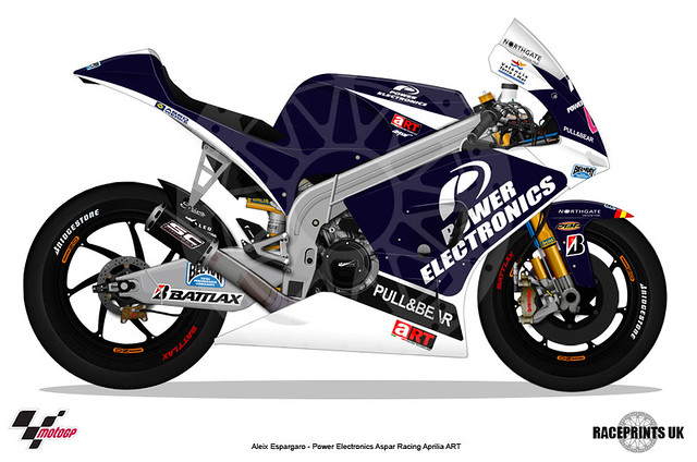 Moto GP - Aspar Power Electronics - Aprilia ART - Jun 13cr   Flickr - Photo Sharing!