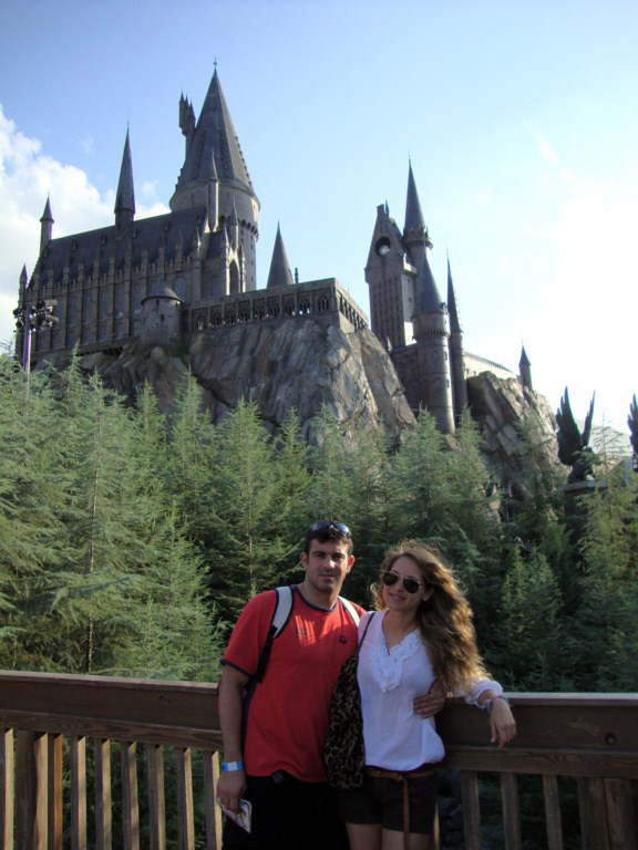 parques de atracciones de Estados Unidos: El Castillo de Harry Potter en los Universal Studios de Orlando es la atracción más alucinante en la que he montado jamás ... cuando acaba ... no sabes si lo que has visto es verdad o no, o ... ¿qué ha pasado ahí dentro? ... ¡¡ alucinante !! parques de atracciones de estados unidos - 9475052214 0cd545d774 b - Los mejores parques de atracciones de Estados Unidos