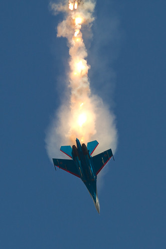 "Sukhoi Su-27P ""Flanker"" - Russian Knights"