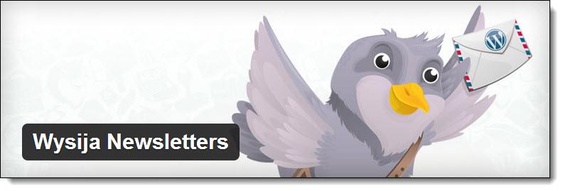 Must use WordPress plugins for bloggers - Wysija Newsletters