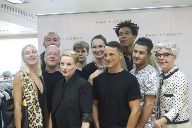 harvey nichols london collections mens