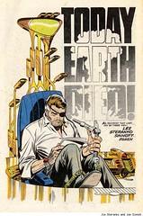 Nick Fury by Jim Steranko.
