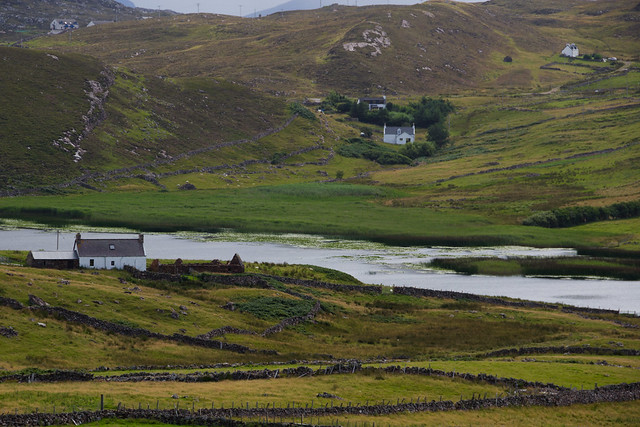 Scottish Farmhouse - North Western Scotland