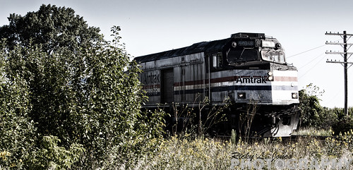 Amtrak Hiawatha by Ricky L. Jones Photography