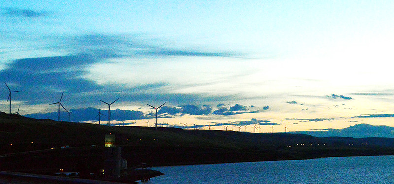 Wind Farms in the Gorge