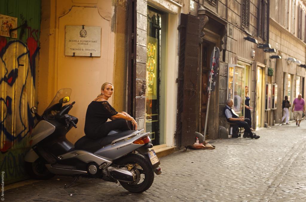 Rome, Shopping Street