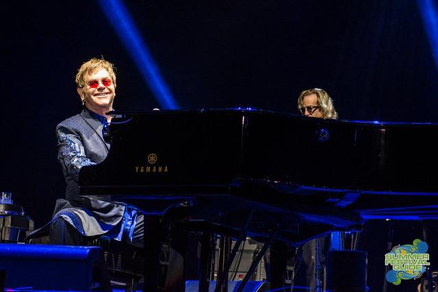 Elton John Bestival