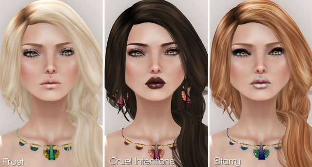 .Birdy. Ingrid Skin ~Pure~ for The Chapter Four