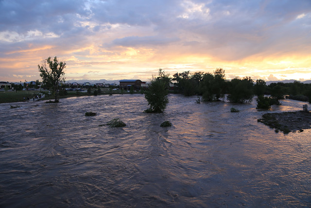 Longmont Flood