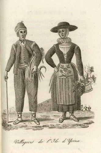 014-L'Espagne et le Portugal, ou Moeurs, usages et costumes des habitans…1815- J.B. Breton