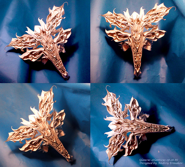 The Origami Forum • View topic - Andrey Ermakov - photo#20