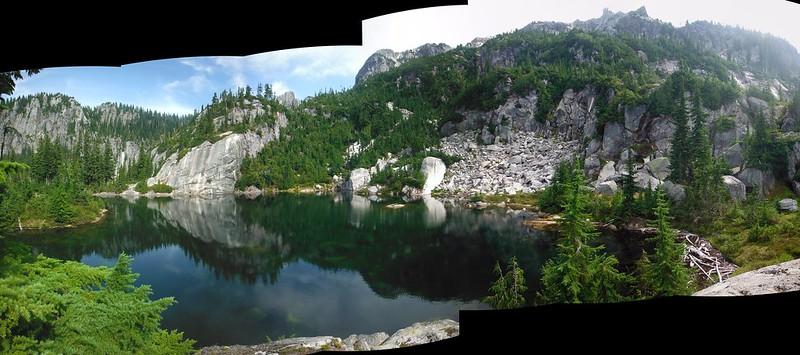 Snowflake Lake