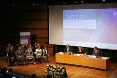 1. Premios Empresariales Fundación FYDE-CajaCanarias 2012