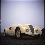 Alfa Romeo 8C at Pebble Beach [FILM]