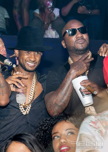 young Jeezy Birthday Bash in Atlanta