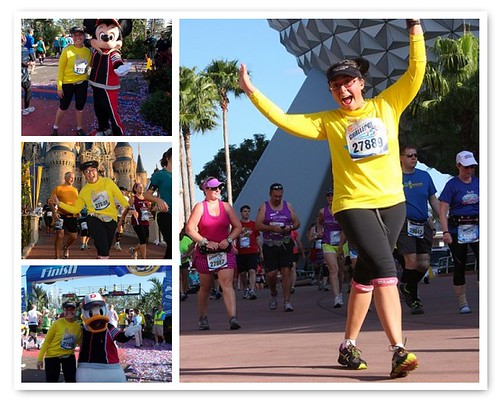 Walt Disney World Half Marathon 2013 by Amanda's Weekly Zen