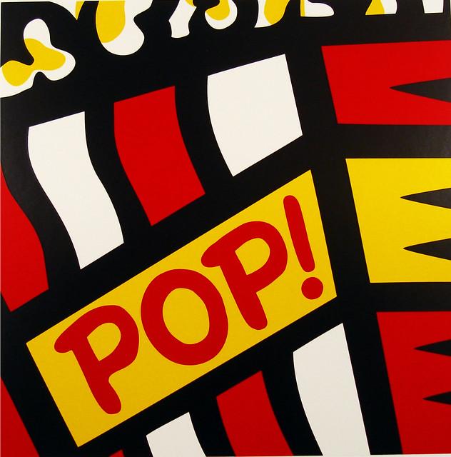 Burton Morris - Pop