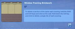 Window Framing Brockwork