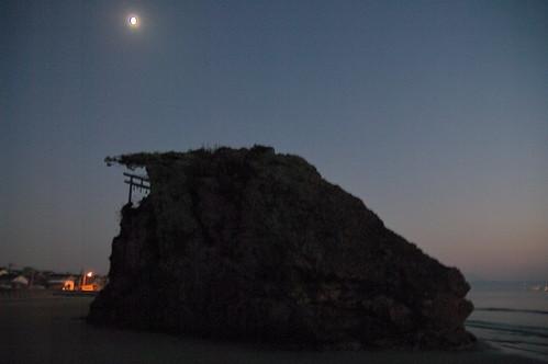 【写真】稲佐の浜