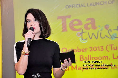 TEA TWIST Lipton Tea Premiere 13