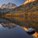 Silver Lake Fall Color by circleyq