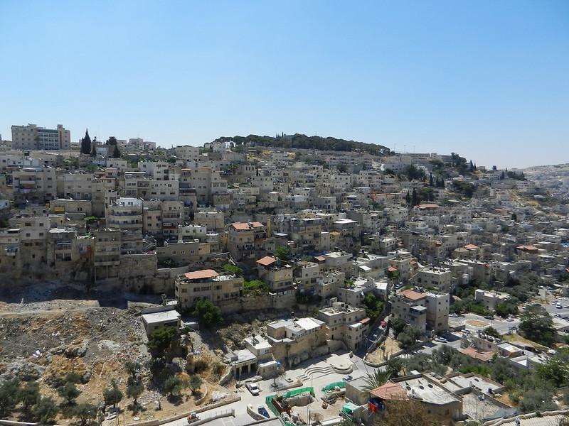 Район Силуан. Иерусалим