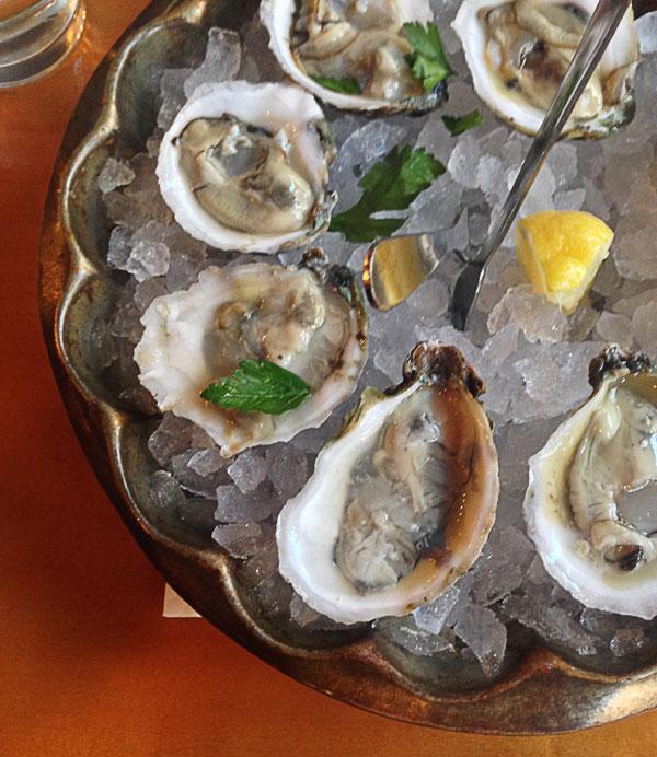 Pearl Oyster Bar // www.acozykitchen.com