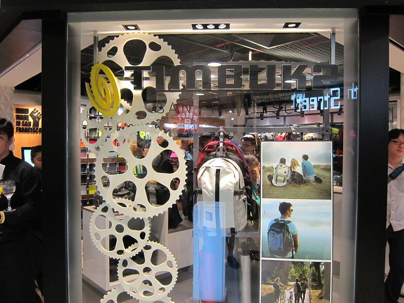 Timbuk2 Singapore Store - Store Front