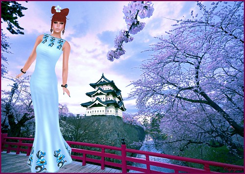 La Chinoiserie For AvaGirl by ♥Caprycia♥