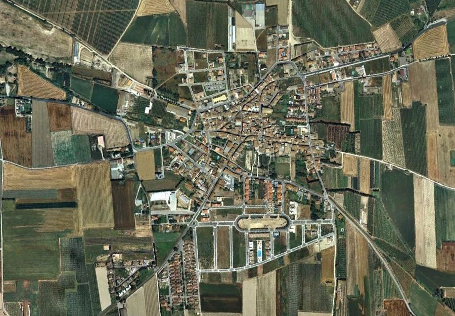 l'armentera, girona, gerona, marcarte una place de l'étoile en un pueblín en gerona, después, urbanismo, planeamiento, urbano, desastre, urbanístico, construcción, rotondas, carretera