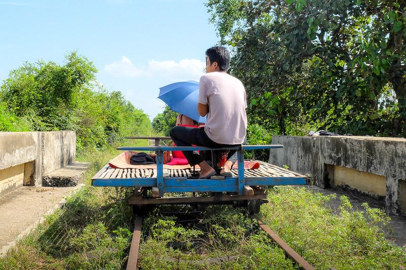 Bamboo Trein
