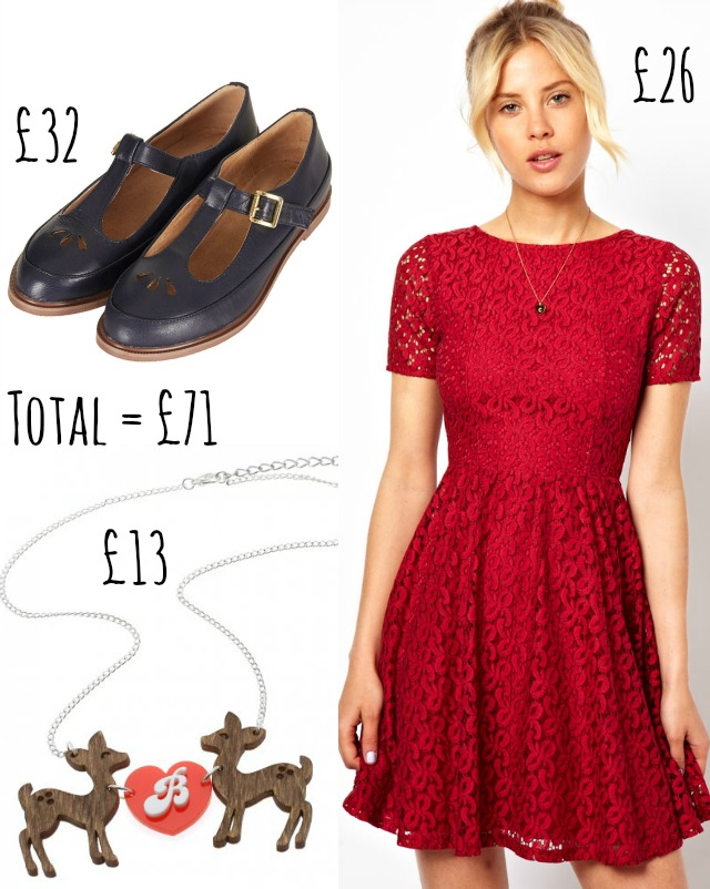 £75 outfit challege
