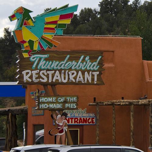 sign restaurant brycecanyon thunderbird homadepies dougmallnikond5100