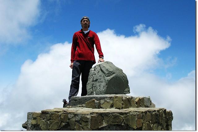 玉山主峰頂 2
